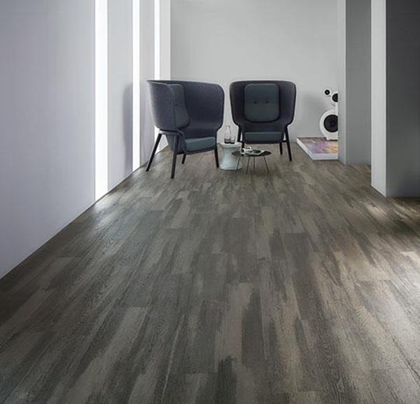 Thiết kế sàn giúp không gian rộng hơn
