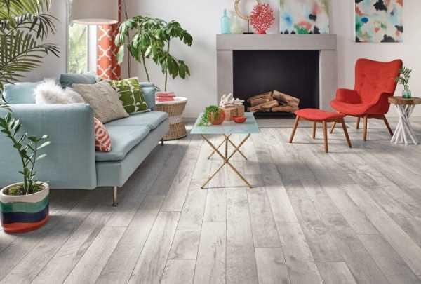 Đây là loại sàn có khả năng chống thấm tốt