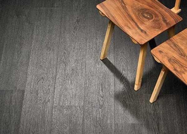 Mẫu sàn Allura Click vân gỗ đen