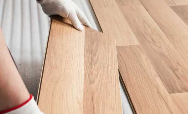 Quy trình thi công sàn nhựa giả gỗ