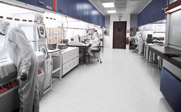 Sàn Colorex cao cấp chống tĩnh điện tại bệnh viện