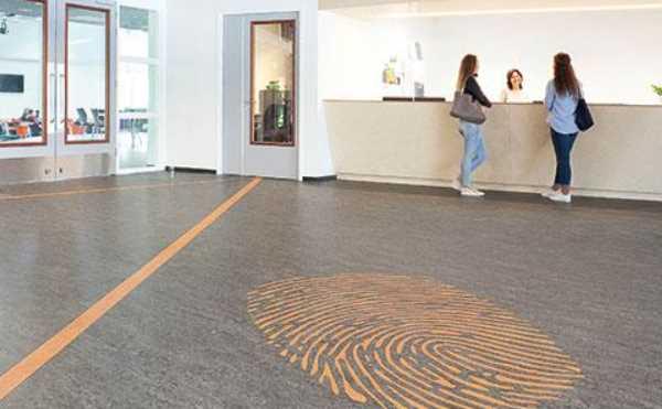 Sàn Marmoleum Ohmex chống tĩnh điện tại trường Đại học